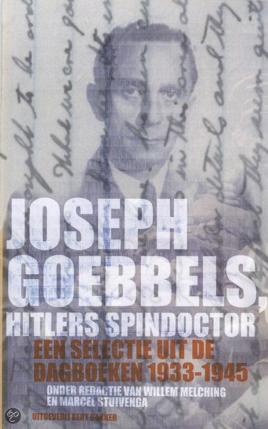 Joseph Goebbels, Hitlers spindoctor