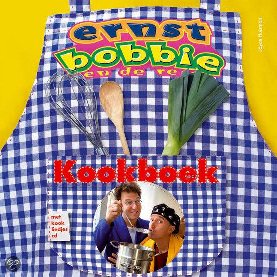 Ernst, Bobbie En De Rest Kookboek + Cd