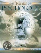 The World of Psychology