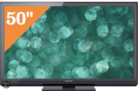 Panasonic TX-P50G30E - Plasma TV - 50 inch - Full HD