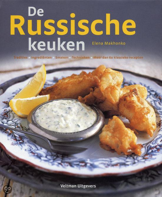 Engelse Keuken Kookboek : bol com De Russische keuken, Elena Makhonko & Makhonko