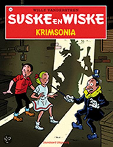 Suske en Wiske 316 Krimsonia