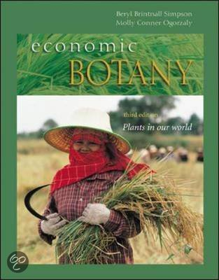 economic botany review Economic botany is the study of the relationship between people (individuals and cultures) and plants economic botany intersects many fields including established disciplines such as agronomy, anthropology, archaeology, chemistry, economics, ethnobotany, ethnology, forestry, genetic resources,.