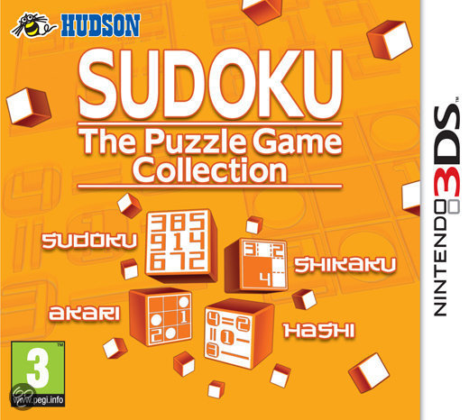 Sudoku, The Puzzle Game Collection - 2DS + 3DS kopen