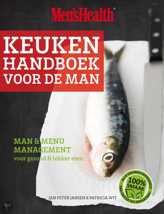 Men's health keukenhandboek voor de man