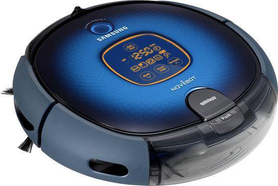 samsung navibot vcr8855l3b robotstofzuiger. Black Bedroom Furniture Sets. Home Design Ideas