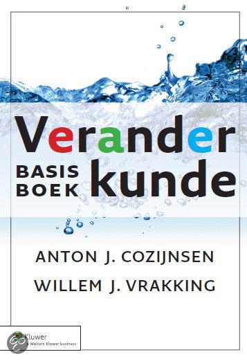 Basisboek veranderkunde