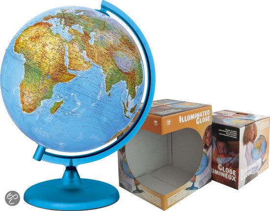 bol.com | Globe 25Cm Met Verlichting | Speelgoed