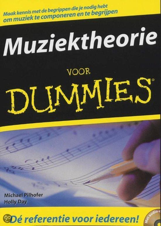 Muziektheorie voor Dummies + CD
