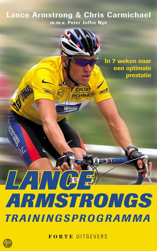 Lance Armstrongs trainingsprogramma