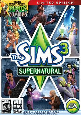 De Sims 3: Bovennatuurlijk - Limited Edition