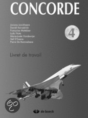 Concorde aso 4 - werkboek + Concordinateur (cd-rom)