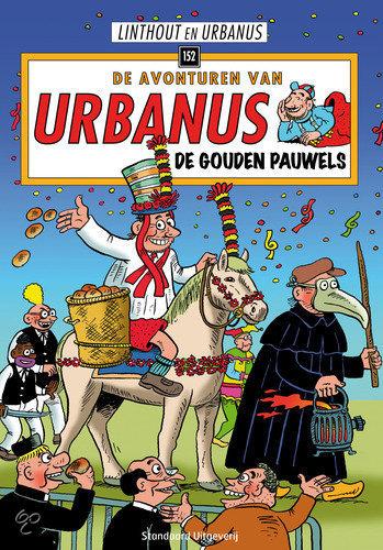 Urbanus 152 De gouden Pauwels