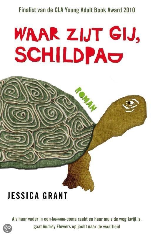 Waar zijt gij schildpad