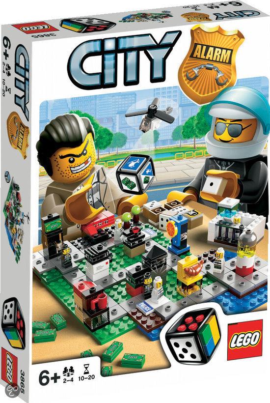 bol.com | LEGO City Alarm - 3865, LEGO | Speelgoed