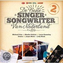 De Beste Singer Songwriter Van Nederland - Vol. 2