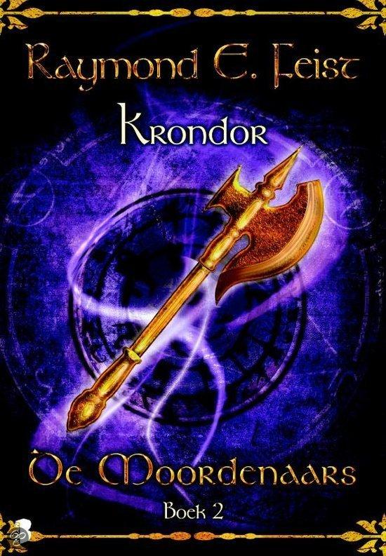 Krondor - boek 2: De Moordenaars