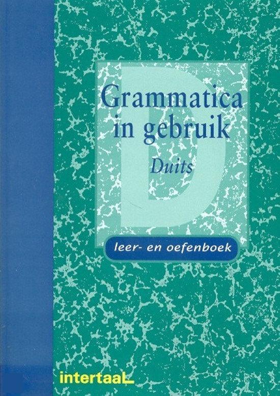 Grammatica in gebruik - Duits