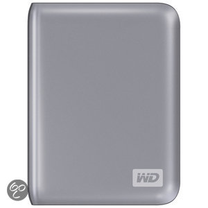 Western Digital My Passport Essential - 500GB / Zilver