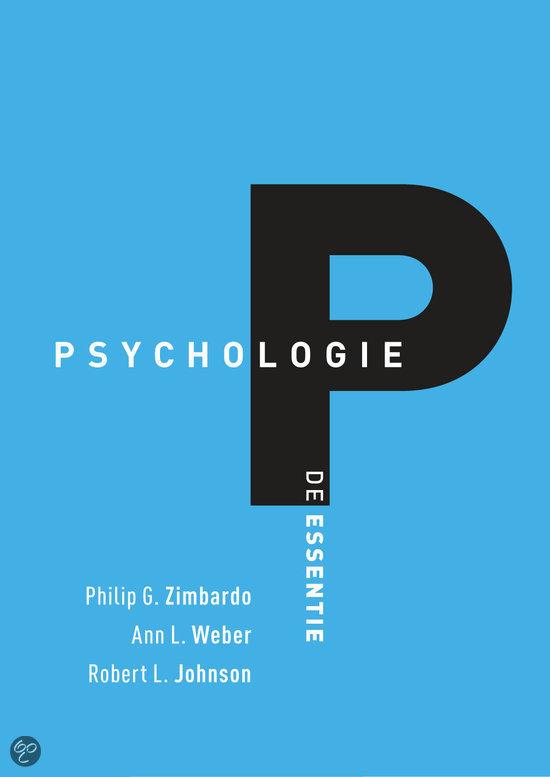 Psychologie De essentie