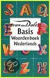 Van Dale basiswoordenboek van de Nederlandse taal / Nieuwe spelling