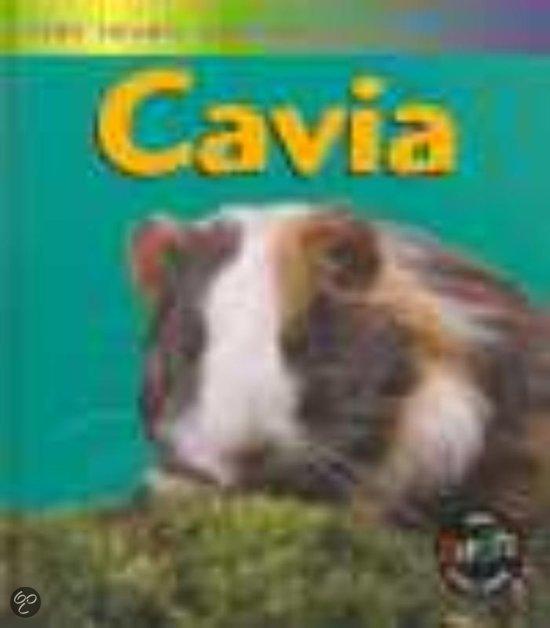 Het leven van: mijn eerste docu-boek - Het leven van een cavia
