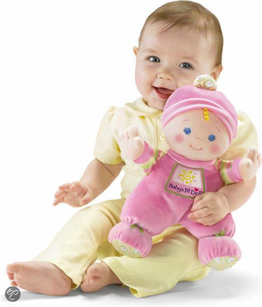 pop voor kind 1 jaar