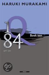 1q84 (boek 1 en 2)