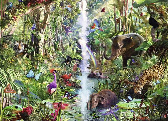 bol.com | Ravensburger Jungle dieren - Puzzel,Ravensburger: https://www.bol.com/nl/p/ravensburger-jungle-dieren-puzzel...