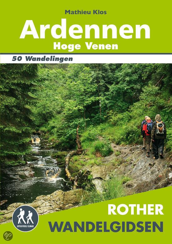 Rother wandelgids Ardennen - Hoge Venen