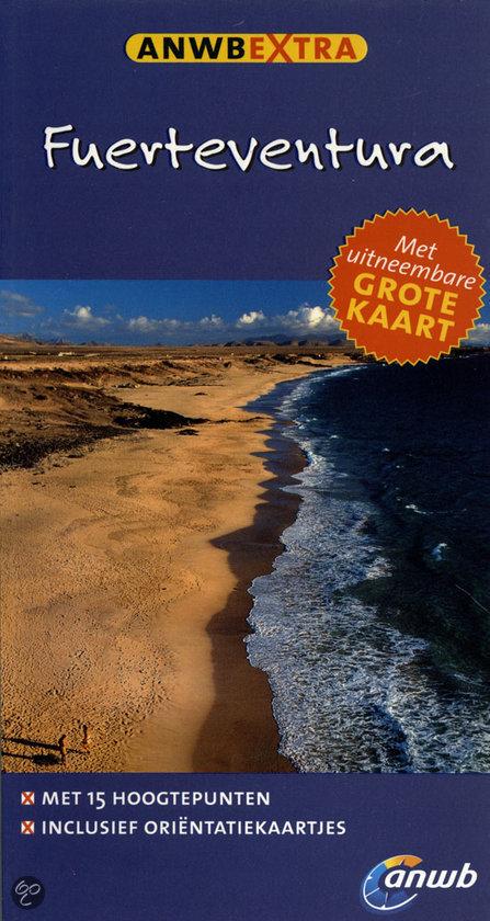 ANWB Extra Reisgids Fuerteventura
