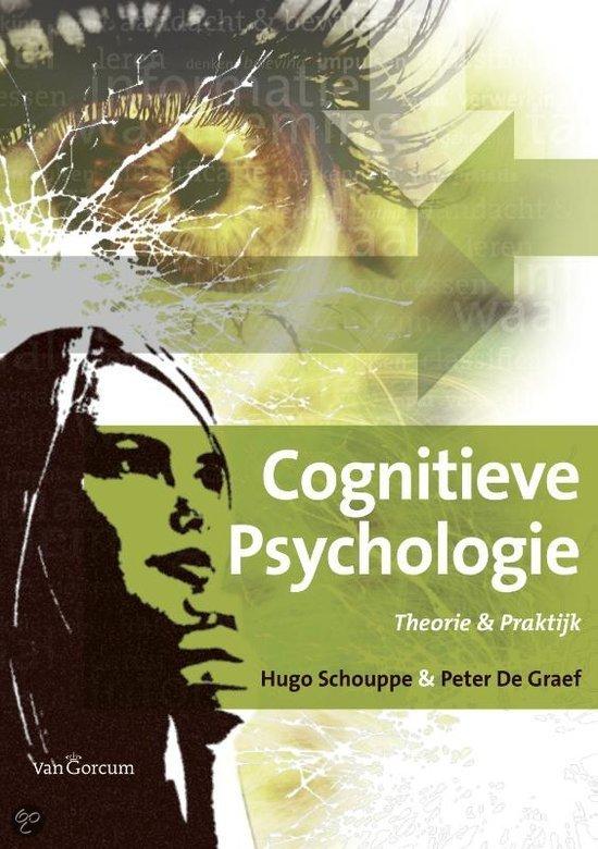 Cognitieve psychologie