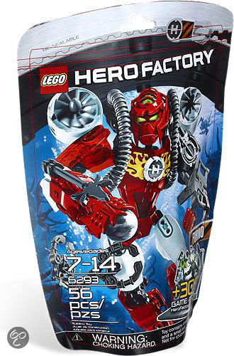 LEGO Hero Factory Furno - 6293