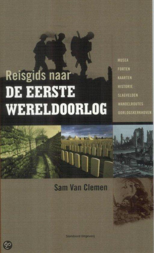 Reisgids naar de Eerste Wereldoorlog