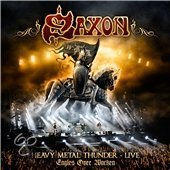 Saxon - Heavy Metal Thunder Live: Eagles Over Wacken (Dvd+2Cd)