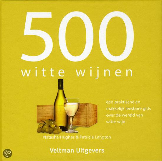 500 witte wijnen
