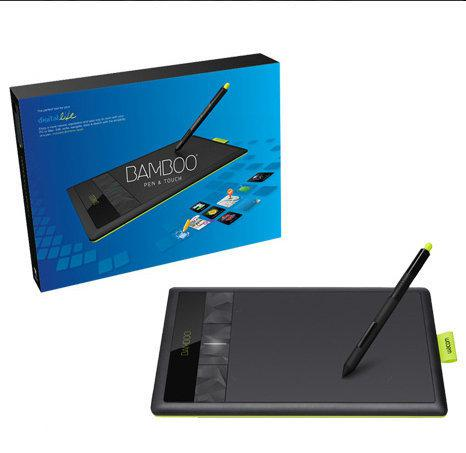 Wacom Bamboo Pen & Touch Tablet