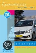 535 vragen personenauto Examentraining - 32e druk - Actuele druk