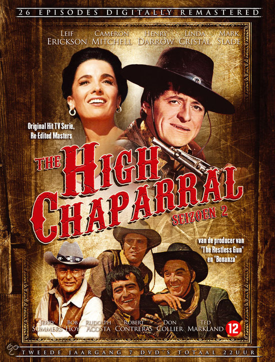 The High Chaparral - Seizoen 2