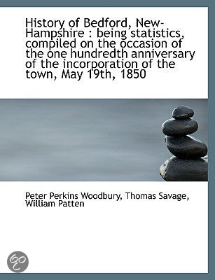 History of Bedford, New-Hampshire
