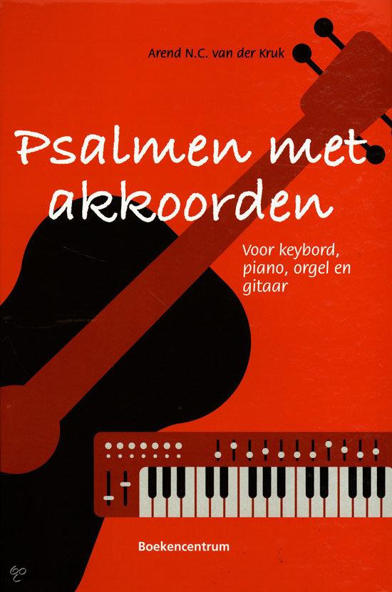 Psalmen met akkoorden arend van der kruk 9789023967606 boeken - Wereld kruk ...