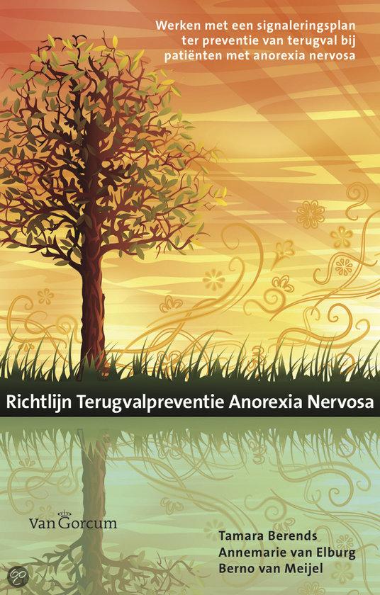 Richtlijn terugvalpreventie anorexia nervosa