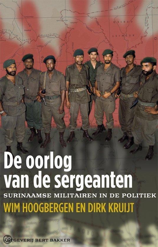 De Oorlog Van De Sergeanten