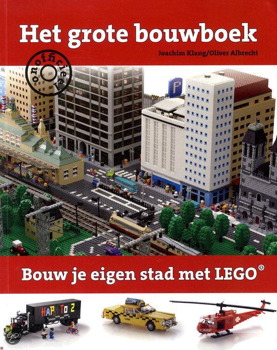 Grote bouwboek Lego