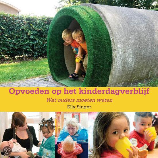 Opvoeden op het kinderdagverblijf