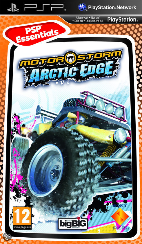 Motorstorm: Arctic Edge - Essentials Edition