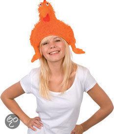 Kip Hoed - Oranje
