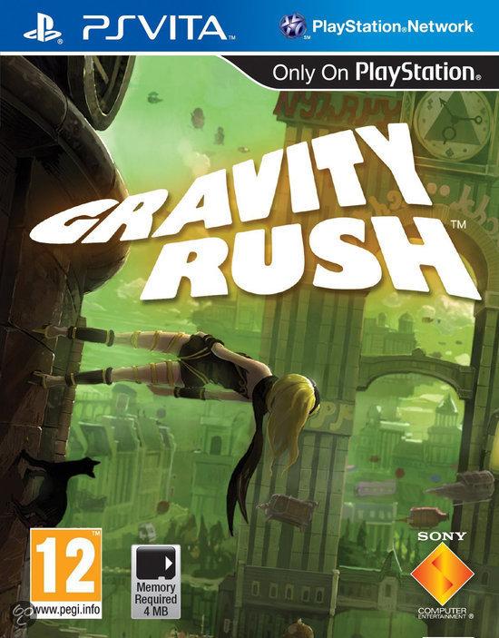 Gravity Rush