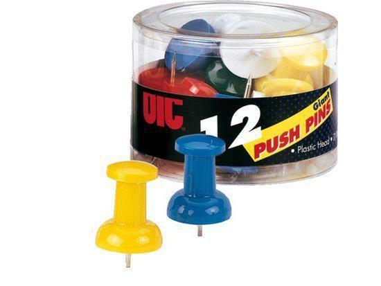 Bol Com Push Pins Groot Huismerk Assorti Huismerk