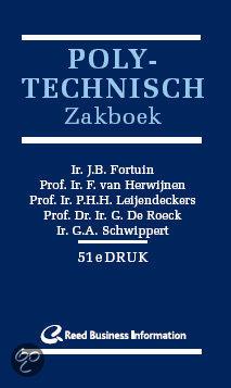 Poly Technisch Zakboekje 51E Dr